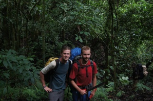 Me and Joel in Ndundulu